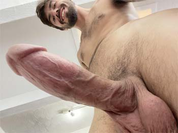 Throat POV of my balls, dick and smile, Delaware